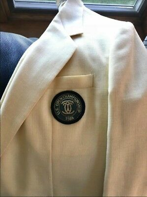 The Country Club in Brookline 1988 U.S. Open Members Jacket