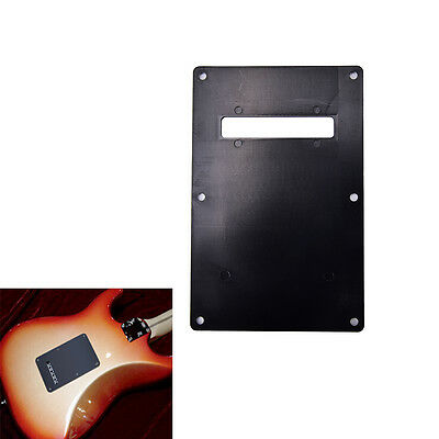 Pickguard Tremolo Cavity Cover Backplate 3Ply for Electric Guitar  SN