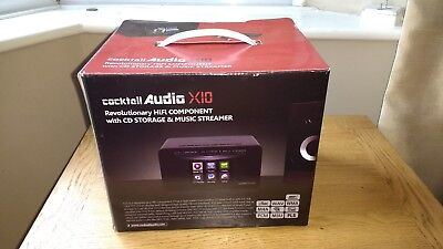 Cocktail Audio X10 HDD Music Streamer