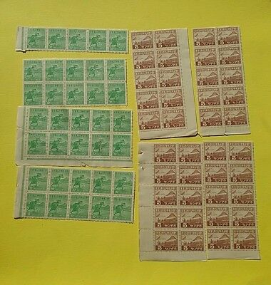 Japan 1943 Occupation of Philippines Stamps Mint