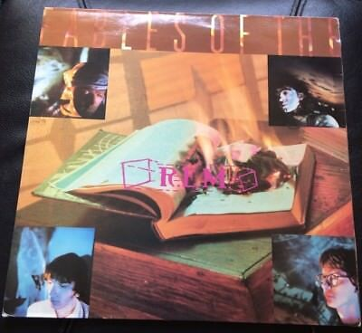 R.E.M. - Fables Of The Reconstruction VINYL LP IRS   MIRF 1003