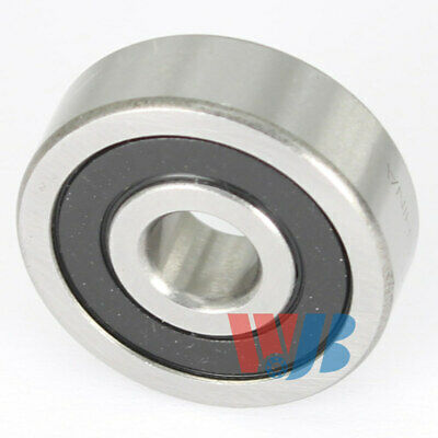 5mm x 14mm x 5mm Miniature Ball Bearing WJB 605-2RS with 2 Rubber Seals