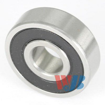 Miniature Ball Bearing WJB 697-2RS with 2 Rubber Seals