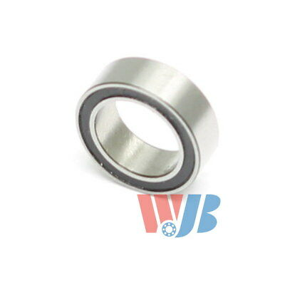 Stainless Steel Miniature Ball Bearing WJB SR168-2RS
