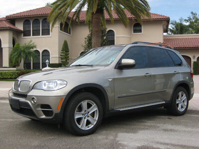 2012 BMW X5 INCREDIBLE SERVICE HISTORY - NO ACCIDENTS 2012 BMW X5 35d-DIESEL ALL WHEEL DRIVE-DEALER SERVICED-GARAGE KEPT-NO ACCIDENTS