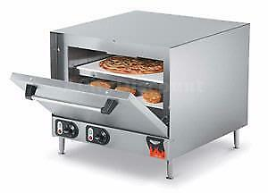 "Vollrath 40848 Cayenne Counter Top Pizza Bake Oven Electric Two 18.5"" Decks"