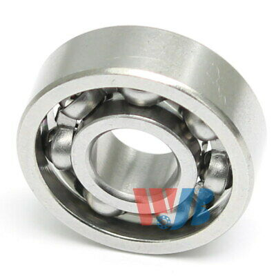Miniature Ball Bearing WJB 608-RS with 1 Rubber Seals