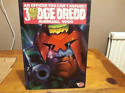 Judge Dredd Annual 1990
