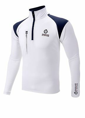 Sunderland Fleece Lined 1/4 Zip Golf Midlayer 69% OFF RRP