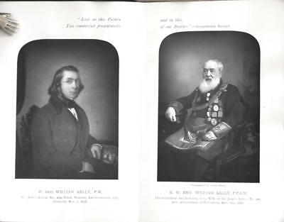 1880 Fifty years` masonic reminiscences briefly told