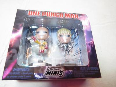 Loot Crate Anime Exclusive One Punch Man Figure 2- Pack