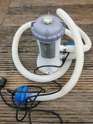 Wet Set Krystal Clear Pool Filter Pump model 604