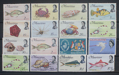 Mauritius Collection of Mint and Used Stamps