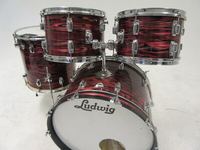 Ludwig Standard...Paiste 2002 Soundedge...Zildjan K...Yamaha 9000...Drum Package