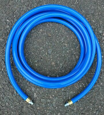 High Quality Reinforced Tool Compressor Air Line Hose 10Mm 3/8' Bore - 5Mtr