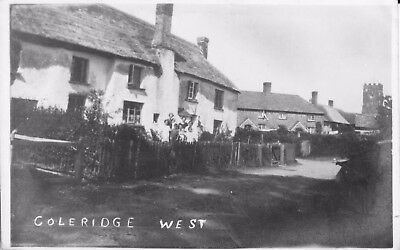 Postcard: Coleridge West