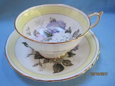 Antique Paragon by Appointment China Manufacturers Fine Bone China England Cup &