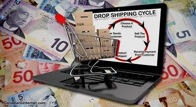 Make Money,ebay,amazon, Overstock Set Up Drop Shipping Online Business  100%
