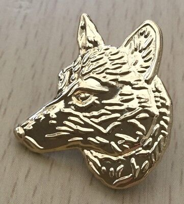 3D Wolves Head Pin Badge - Wolves , Wanderers Ideal Christmas Gift 🎁 🎄