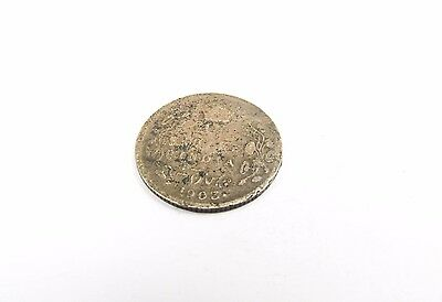 Antique 1903 India Silver Coin