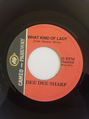 """Yvonne Baker / Dee Dee Sharp* – You Didn't Say A Word · What Kind Of Lady 7"""""""