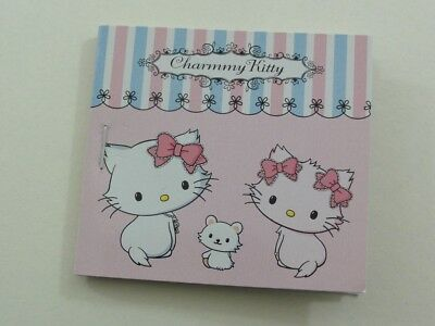 Sanrio Charmmy Kitty mini sticker book Vintage HTF Collectible Hello Kitty