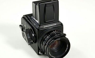 Hasselblad 503 CX Black with acessories