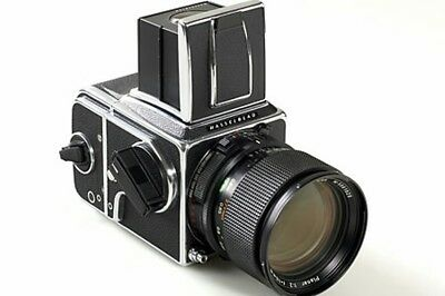Hasselblad 2000 FC with 2 lenses and more