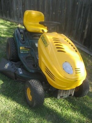 Ride On Lawnmower Yard Man Pick Up In Rye Vic