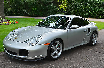 2001 Porsche 911 Turbo Coupe 21,879 Meticulously Cared for Miles-Short Shift Kit, Investment Grade Example!!