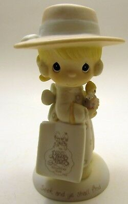 Precious Moments Seek and Ye Shall Find E-0005 1984 Dove - Free Shipping
