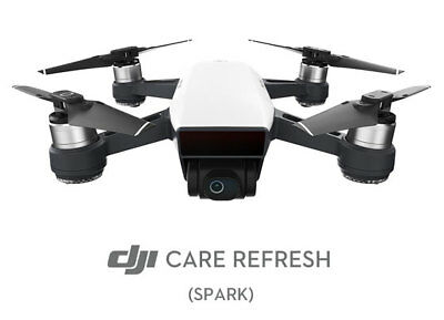 New DJI - Care Refresh (Spark) - 1 Year Service Plan from Bing Lee