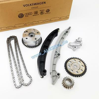 Original VW Timing Chain Set stueuerkette VAG engines 1.4 TSI TFSI 03c198229c