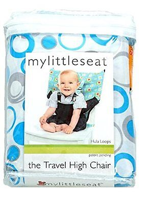 My Little Seat Travel High Chair - Hula Loops