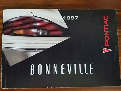 1996 pontiac bonneville owners manual | just give me the damn manual.