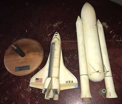 Pacific Miniatures Inc. Space Shuttle Stack 1/100 Rockwell Intl Space Systems Gr