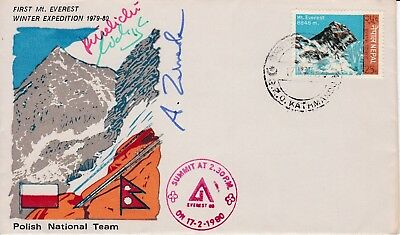 T32406 Nepal Mount Everest Expedition 1979-1980