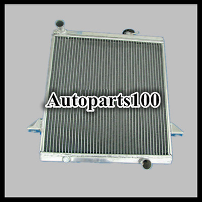 Aluminum radiator for Triumph TR6 1969-1974/TR250 1967 1968