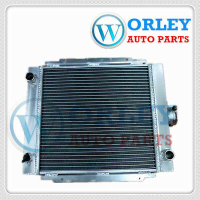 3 core aluminum radiator for DATSUN 1200 Manual 1970-1976