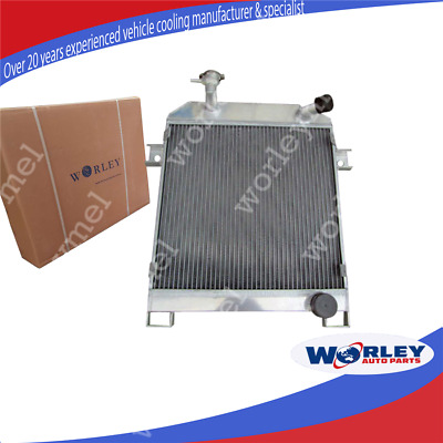 ALUMINIUM RADIATOR for JAGUAR MARK 2/S-TYPE 1955-1959 63-68