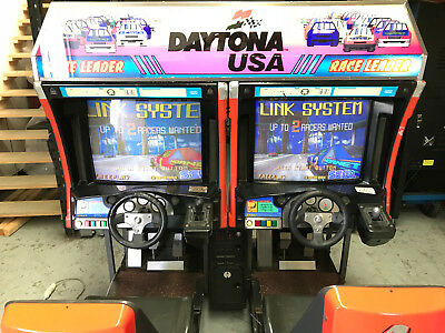 Daytona Usa Japanese Model Twin Plays Well