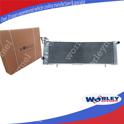 3 Row Full Alloy Radiator 1991-2001 Jeep Cherokee XJ 94-01 Sport 4.0l 6Cly AT MT