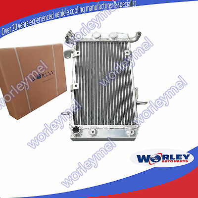 ALUMINUM RADIATOR for SUZUKI LTZ400 KFX400 DVX400 2003-2008  04 05 06 07 08 ATV