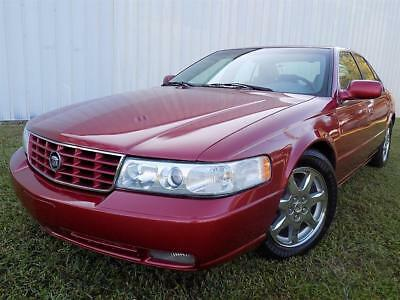 2001 Cadillac Seville STS 54K Miles - 100% FLA - Beautiful Sedan! 2001 Cadillac Seville STS 53K Low Florida Miles