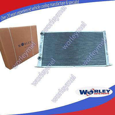 ALUMINUM ALLOY RADIATOR for VOLKSWAGEN VW GOLF MK3 GTI VR6 1994-1998 MT