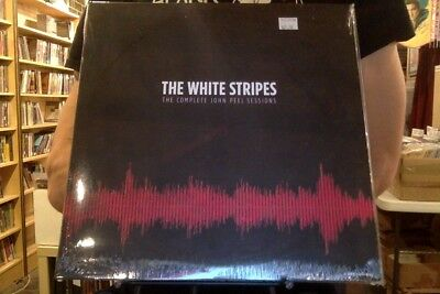 The White Stripes Complete John Peel Sessions 2xLP sealed vinyl