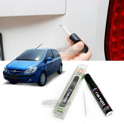 Car Paint Touch Up Scratch Remover Brush type for HYUNDAI 2006-2012 Getz / Click
