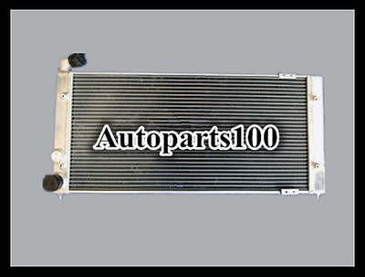 Full Aluminum Radiator For Volkswagen VW Golf 2 Corrado VR6 Turbo 1991-1995