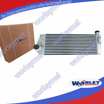 Front mount aluminum intercooler for RENAULT MEGANE RS 225 230 R26R F1