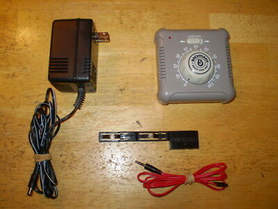 Model Trains/bachmann/g Scale/power Supply & Speed Control Set
